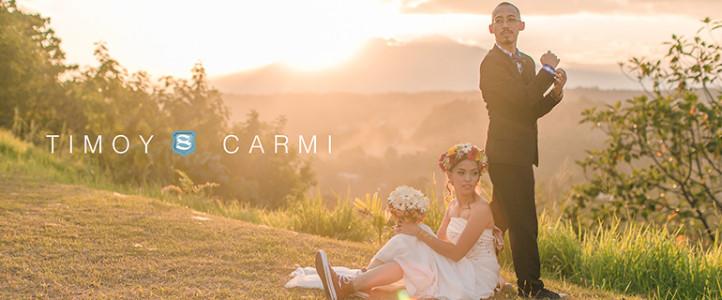 Timoy + Carmi |Rainbow After The Rain {Onsite Video}