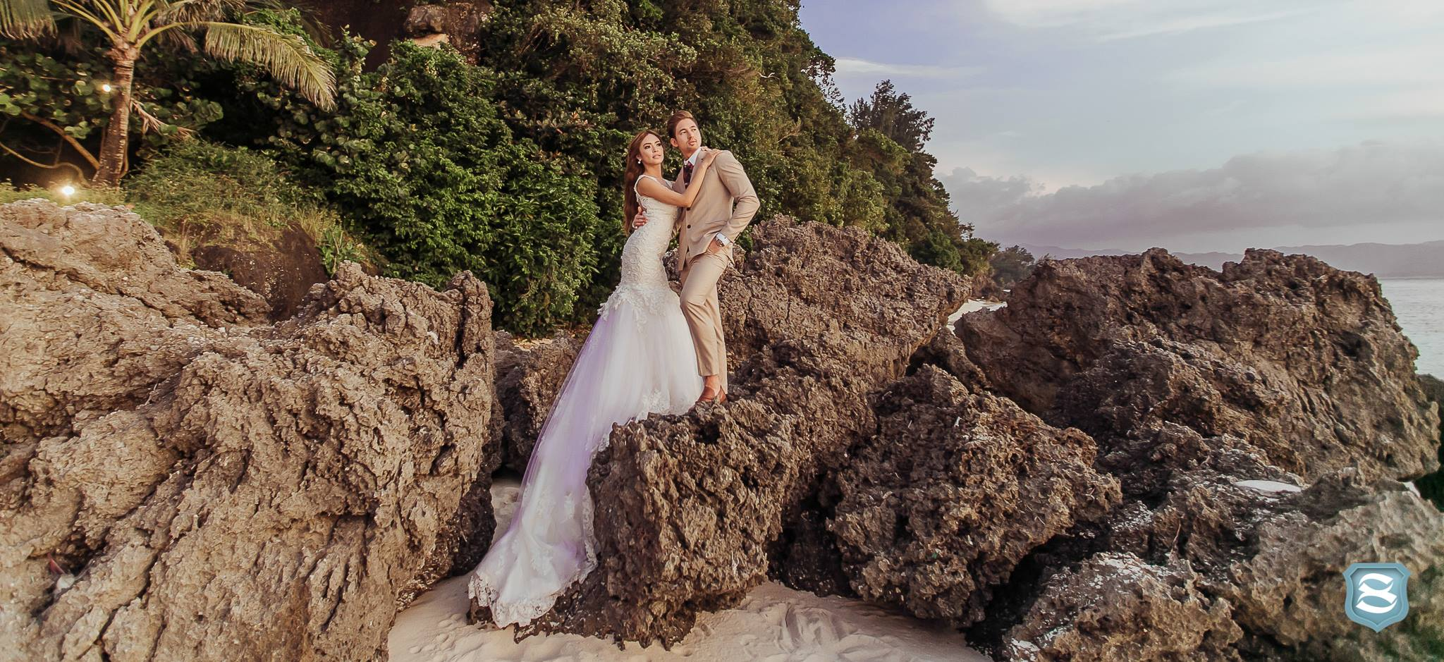 Affordable boracay wedding