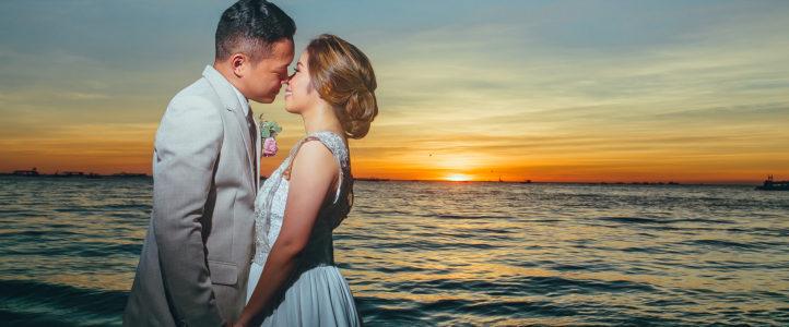 Abe + Omay {Boracay Onsite Wedding Video}