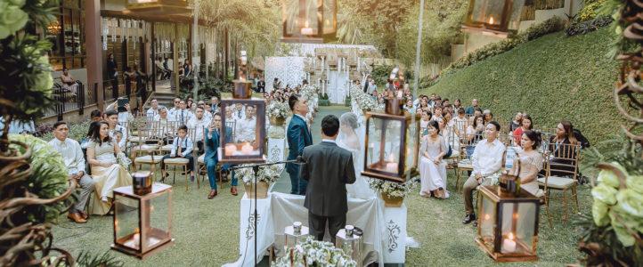 Carlo + Jen {Wedding Onsite Video}