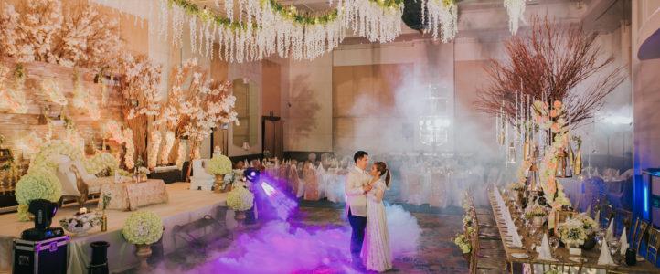 Vincent + Racelle {Wedding Onsite Photos}