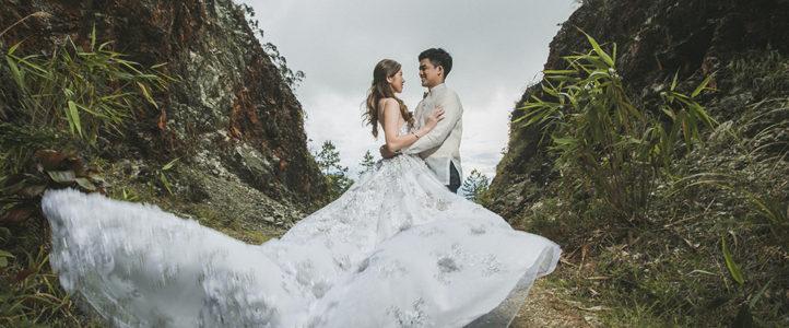 Glenn + Verna {Post Wedding Photos}