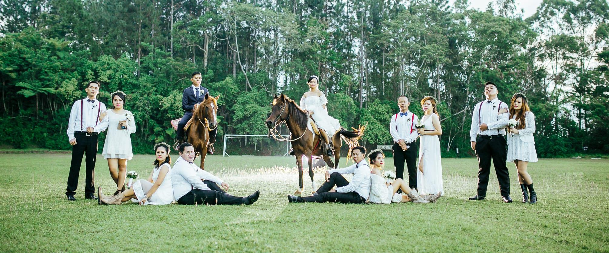 Rizal Based Wedding Photographer