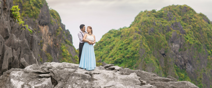 Marvin + Charline {El Nido Engagement Video}
