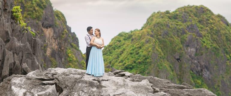 Palawan Based Wedding Photographer