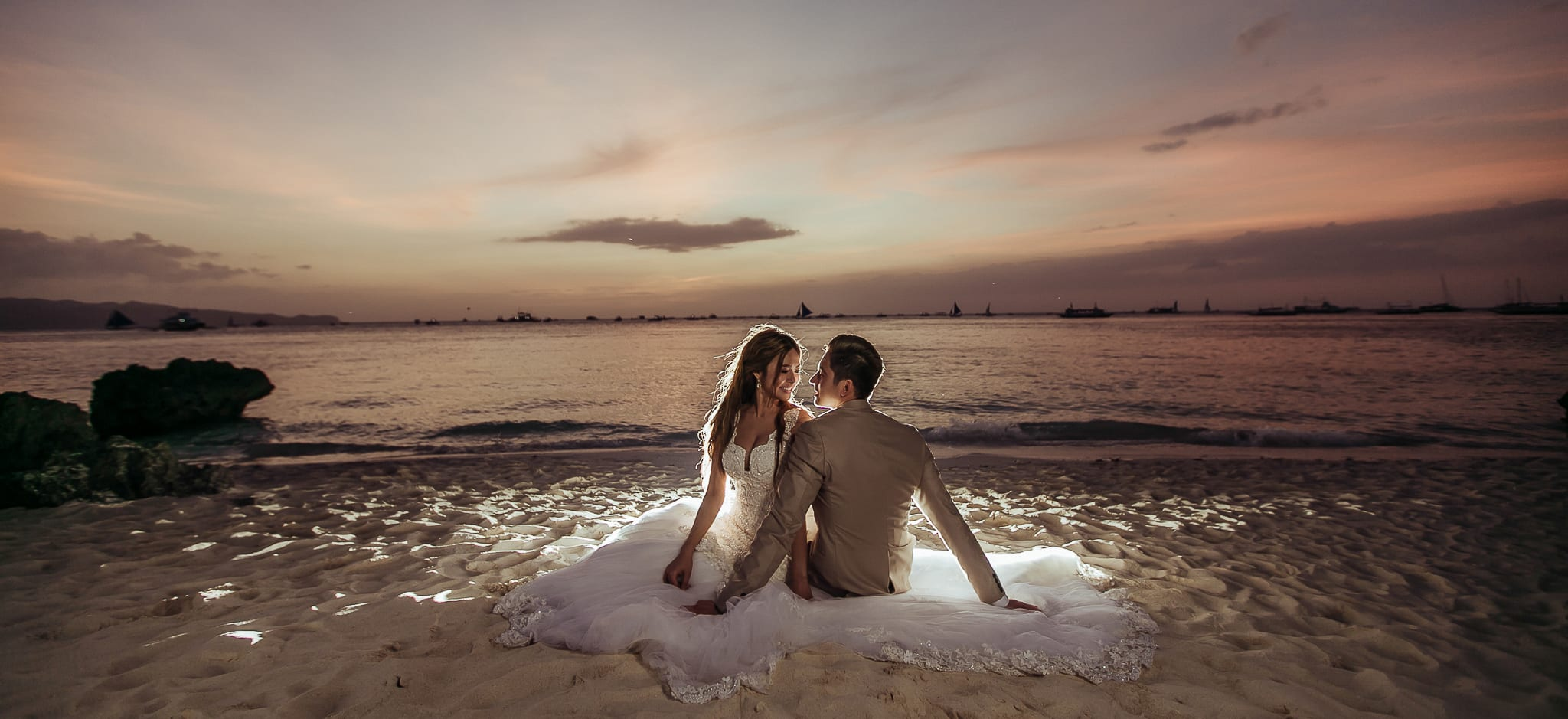 best boracay wedding photographer