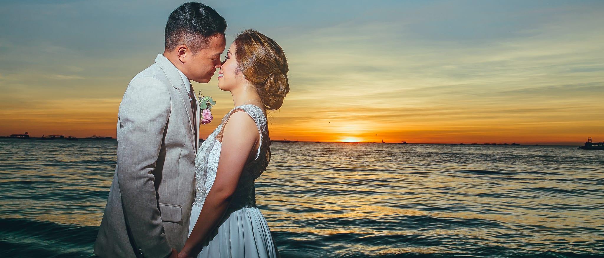 Premium Boracay Wedding Photographer