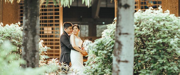 Mark + Khat {Wedding Onsite Video}