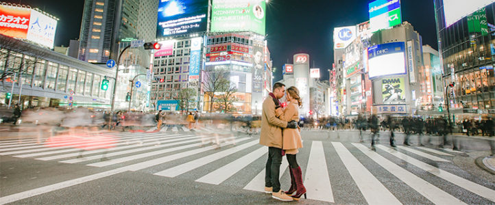 Rommel + Tanya {Japan Engagement Video}