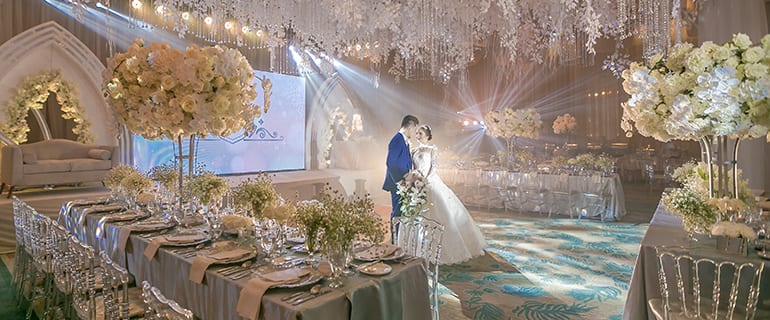 Luxurious Davao Wedding Photographer