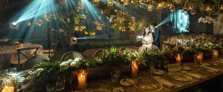 David & Jasmine {Onsite Photo}